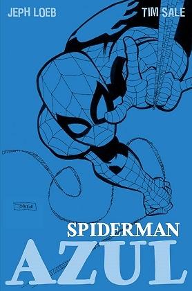 100% Marvel HC. Spiderman: Azul