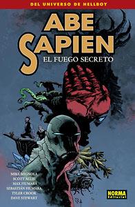 ABE SAPIEN 7 EL FUEGO SECRETO