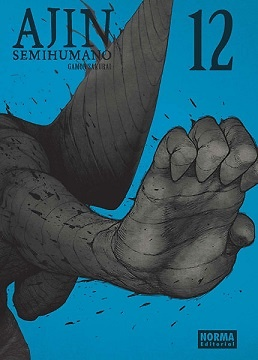 AJIN (SEMIHUMANO) 12