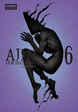 AJIN (SEMIHUMANO) nº 6