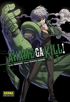 AKAME GA KILL! nº 7