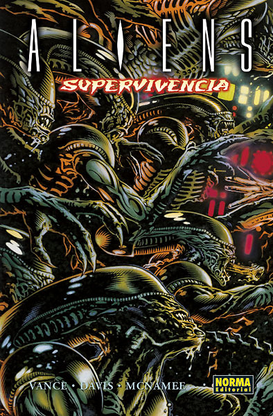 ALIENS SUPERVIVENCIA