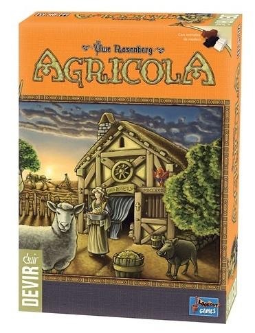 Agricola Edición 2016