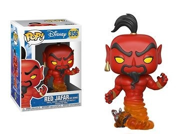 Aladdin POP! Vinyl Red Jafar As Genie