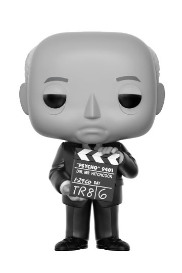 Alfred Hitchcock Figura POP! Directors Vinyl Alfred Hitchcock 9 cm