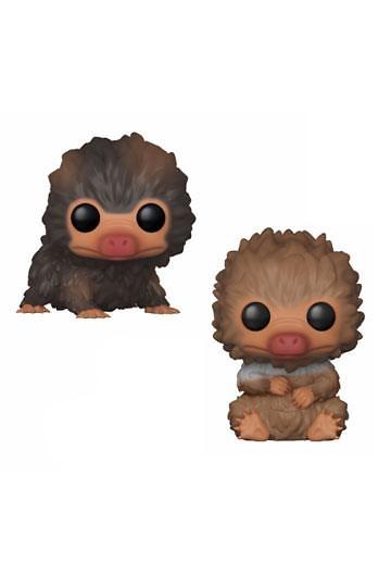 Animales fantásticos 2 Pack de 2 Figuras POP! Movies Vinyl Baby Nifflers 9 cm