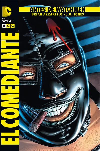 Antes de Watchmen El Comediante