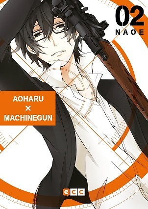 Aoharu x Machinegun núm. 02