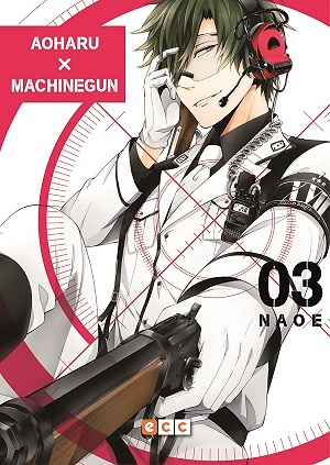 Aoharu x Machinegun núm. 03