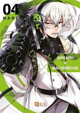 Aoharu x Machinegun núm. 04