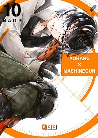 Aoharu x Machinegun núm. 10