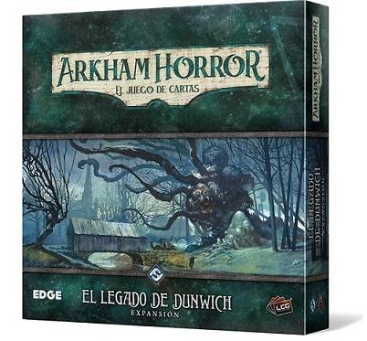 Arkham Horror LCG El Legado de Dunwich