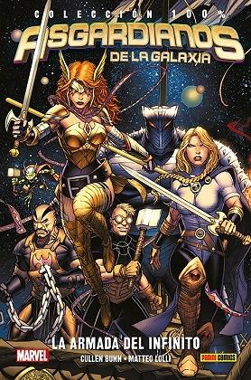 Asgardianos de la Galaxia 1
