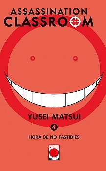 Assassination Classroom nº 4