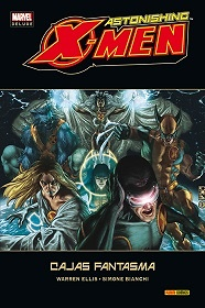 Astonishing X-Men nº 5 Cajas Fantasma