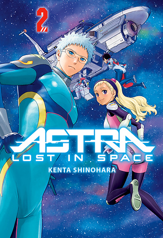Astra: Lost in Space, Vol. 2