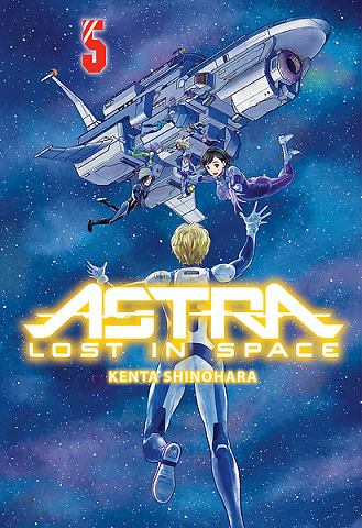 Astra: Lost in Space, Vol. 5