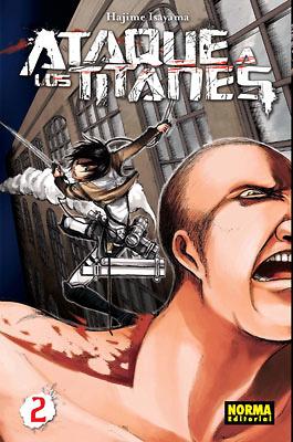 Ataque a los titanes nº 2