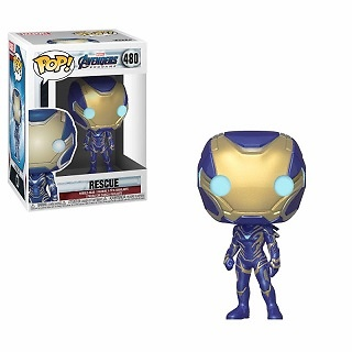 Avengers: Endgame POP! Movies Vinyl Figura Rescue 9 cm