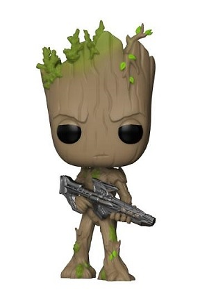 Avengers Infinity War Figura POP! Movies Vinyl Groot 9 cm
