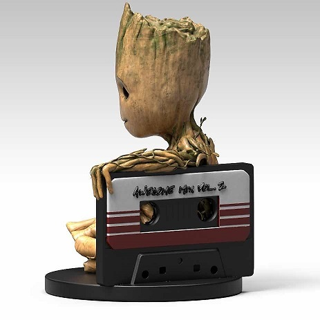 BABY GROOT CASSETTE HUCHA 25 CM GUARDIANS OF THE GALAXY VOL. 2