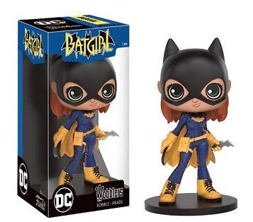 BATGIRL FIG.15 CM WOBBLERS DC COMICS