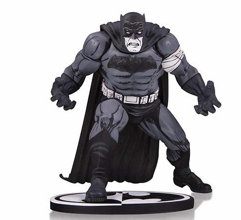 BATMAN B&W BLACK AND WHITE BY KLAUS JANSON ESTATUA 25 CM BATMAN UNIVERSO DC