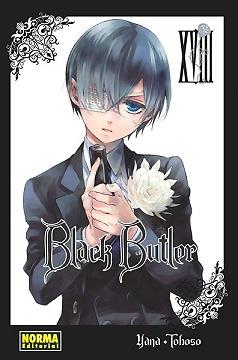 BLACK BUTLER nº 18