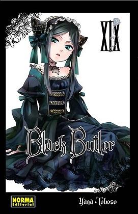 BLACK BUTLER nº 19