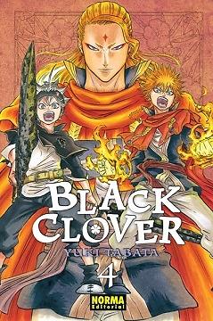 BLACK CLOVER 4
