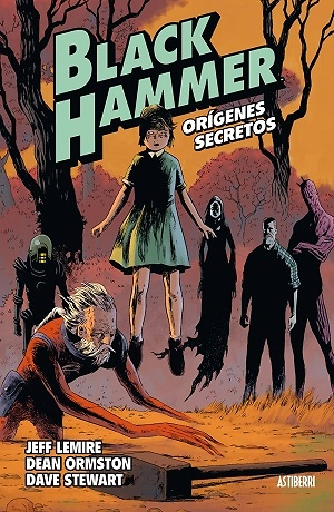 BLACK HAMMER 1 ORIGENES SECRETOS