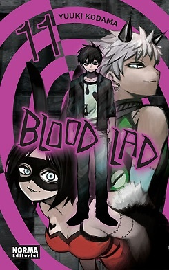 BLOOD LAD nº 11