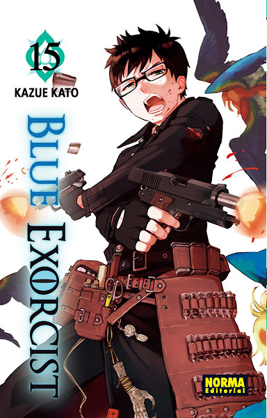 BLUE EXORCIST Nº 15