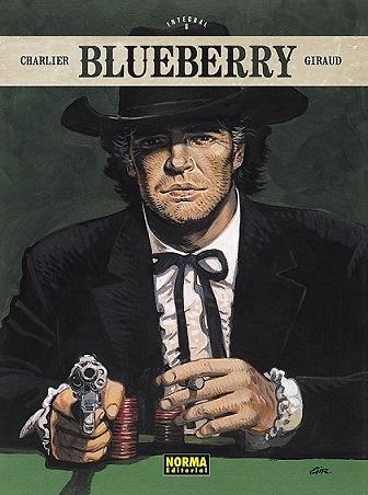 BLUEBERRY EDICIÓN INTEGRAL 8