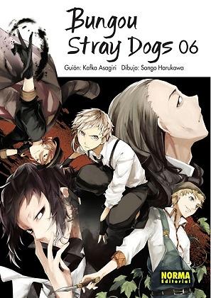 BUNGOU STRAY DOGS 6