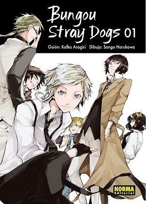 BUNGOU STRAY DOGS Nº 1
