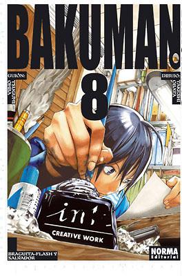 Bakuman nº 8