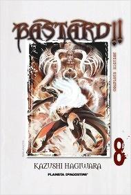Bastard!! Complete Edition nº 8