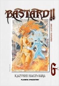 Bastard! Complete Edition nº 6