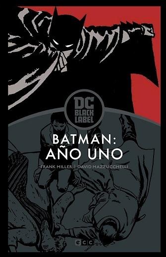 Batman: Año uno– Edición DC Black Label