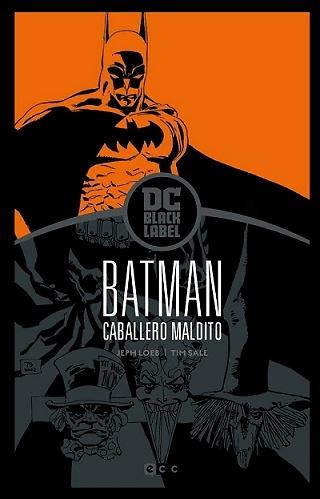 Batman: Caballero maldito – Edición DC Black Label