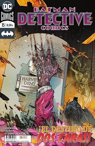 Batman: Detective Comics núm. 15