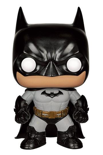 Batman Arkham Asylum POP! Vinyl Figura Batman 10 cm