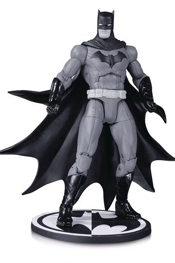 Batman Black & White Figura Batman by Greg Capullo 17 cm