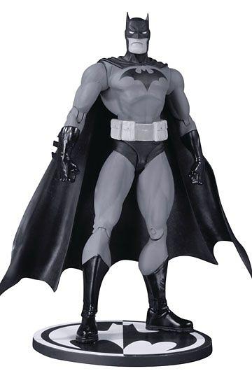 Batman Black & White Figura Hush Batman by Jim Lee 17 cm