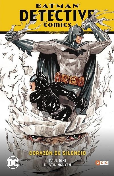 Batman Corazón de Silencio