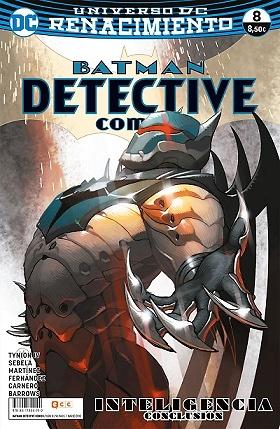 Batman Detective Comics núm 8 (Renacimiento)