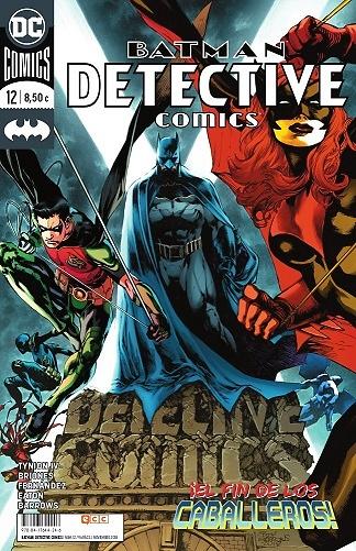 Batman Detective Comics núm. 12