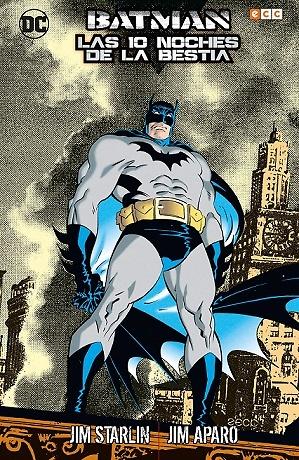 Batman Las diez noches de la bestia