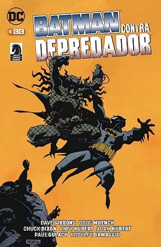 Batman contra Depredador